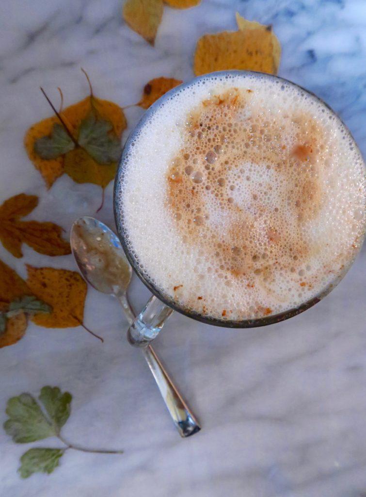 Maple Fall Spice Latte